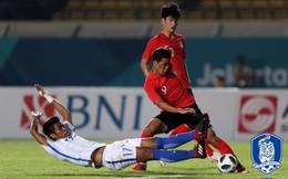 Sự yếu đuối và kiêu ngạo đầy mâu thuẫn của U23 Hàn Quốc
