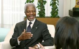 Nóng: Cựu Tổng thư ký LHQ Kofi Annan qua đời ở tuổi 80