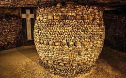 """Cảnh rùng rợn trong hầm mộ chứa 6 triệu hài cốt và bí ẩn những """"cấm địa"""" đáng sợ nhất hành tinh, nghe tò mò nhưng không dám bén mảng"""