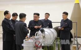 Mỹ đề nghị Triều Tiên chuyển 50% số đầu đạn hạt nhân tới Anh