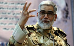 """Tướng cấp cao Iran cảnh báo: """"Mỹ sẽ sụp đổ như Liên Xô"""""""