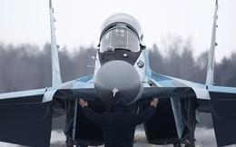 """Máy bay đa năng MiG-35 giành ưu thế """"áp đảo"""" trên không"""