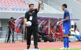 HLV U23 Thái Lan bóng gió dọa học trò sau thất bại trước U23 Bahrain