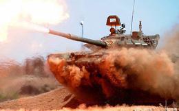 Sức mạnh đáng gờm của xe tăng Nga T-72B3