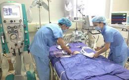 Thấy con sốt cao, khó thở, vào viện đã viêm cơ tim cấp nguy kịch