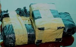 Thu giữ 4 xe ô tô của đường dây buôn ma túy 'khủng'
