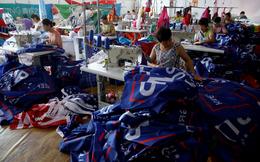 Mặc cuộc chiến thương mại Mỹ-Trung, công ty gia đình ông Trump vẫn có nhiều đồ 'Made in China'
