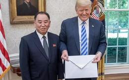 Tổng thống Trump nhận được thư mới của nhà lãnh đạo Kim Jong-un