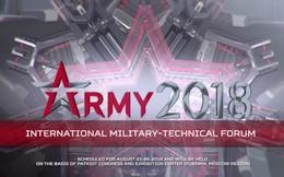 Diễn đàn Quân sự Quốc tế Army 2018