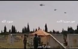"""""""Hổ Syria"""" tung phi đội trực thăng về Hama, sẵn sàng làm cỏ thánh chiến"""