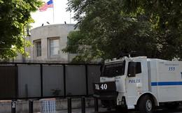 Đại sứ quán Mỹ ở Thổ Nhĩ Kỳ bị xả súng