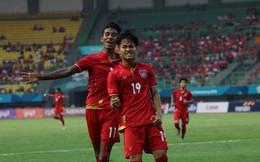 Đả bại Iran, suýt đầu bảng F, Myanmar được fan gọi là những người hùng