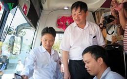 Đà Nẵng lắp camera giám sát trên xe du lịch