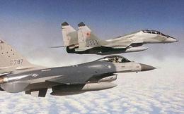 Kỳ phùng địch thủ thời chiến tranh Lạnh, F-16 và MiG-29 ai xứng danh anh hùng?