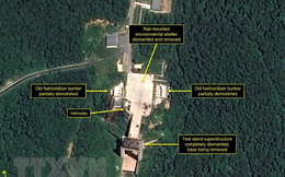 IAEA: Không có dấu hiệu Triều Tiên dừng các hoạt động hạt nhân