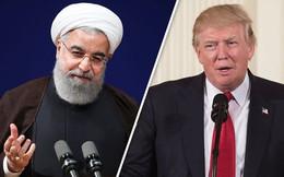 """Tổng thống Iran tuyên bố """"sốc"""" về khả năng bị Mỹ tấn công"""