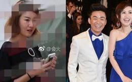 """""""Ảnh đế Trung Quốc"""" lộ ảnh hẹn hò với mỹ nhân chân dài sau 2 năm bị vợ """"cắm sừng"""" với quản lý?"""