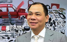 """Từng tuyên bố 90% giá trị một chiếc ô tô là phần mềm, nhưng e rằng FPT của ông Trương Gia Bình """"không có cửa"""" vào chuỗi cung ứng của Vinfast"""