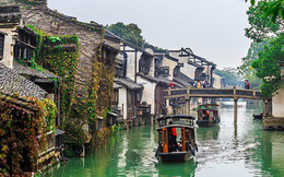 Bên cạnh Phượng Hoàng cổ trấn, Trung Quốc vẫn còn nhiều cổ trấn đẹp như tranh vẽ khác mà ai cũng muốn ghé thăm