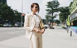 Không cần học đâu xa, các mỹ nhân Việt cũng có loạt gợi ý đầy tính ứng dụng giúp nàng công sở mặc đẹp cả tuần