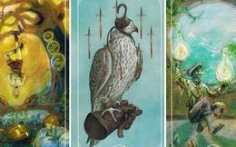 Rút ngay một lá bài Tarot để nhìn rõ thực tế đằng sau những gì bạn đang ảo tưởng