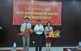 Đà Nẵng bổ nhiệm 2 Phó Giám đốc Sở Kế hoạch và Đầu tư sau thi tuyển