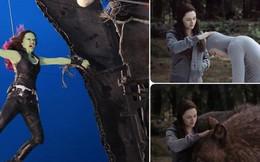 Những bức ảnh chứng minh công nghệ CGI quá tuyệt vời và các diễn viên thực sự đã diễn cực sâu