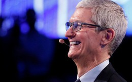 CEO Apple sắp nhận khoản thưởng cổ phiếu 120 triệu USD