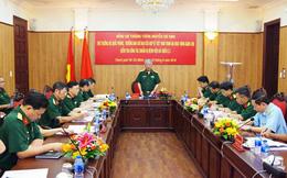 Hoàn tất công tác chuẩn bị xuất quân Bệnh viện Dã chiến tham gia lực lượng gìn giữ hòa bình LHQ