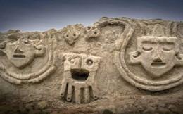 """Bí ẩn bức tường với chuỗi hình emoji """"nhí nhố"""" có từ 3.800 năm trước"""