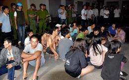 Bắt thêm 4 nghi can xuống đường gây rối ở Bình Thuận