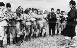 Huyền thoại về trung đoàn nữ phi công chiến đấu đầu tiên trên thế giới