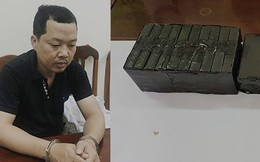 Thu giữ tổng cộng 238 bánh heroin trong chuyên án bắt trùm ma túy xuyên quốc gia Vi Văn Thế
