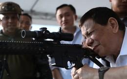 Tổng thống Duterte từ chối lời mời bán F-16 và trực thăng từ Mỹ