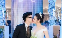 Chỉ là kỉ niệm 1 tháng ngày cưới, Tú Anh được ông xã thiếu gia tặng món quà khiến Hoa hậu Đỗ Mỹ Linh muốn lấy chồng ngay lập tức