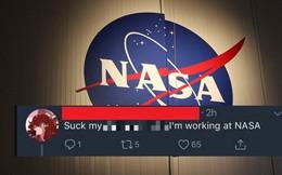 """Cô gái mất suất thực tập tại NASA vì dám bảo một ông là """"im mồm"""", ai ngờ ông ấy là sếp NASA"""