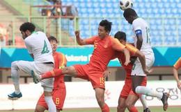 U23 Trung Quốc thất bại rời ASIAD, cư dân mạng mắng không thương tiếc từ HLV đến cầu thủ