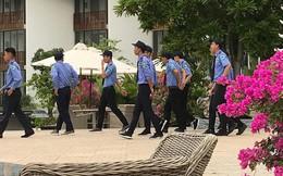 An ninh cực nghiêm tại lễ đính hôn của Nhã Phương - Trường Giang