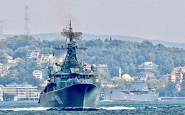 Hải quân Nga dồn dập tiếp viện vũ khí cho Syria: Trận đánh lớn sắp bắt đầu
