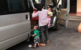 Sự thật vụ tài xế xe khách phát hiện hai phụ nữ bắt cóc trẻ con nháy đèn báo hiệu CSGT