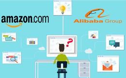 Doanh thu cao kỷ lục, Alibaba có vượt mặt Amazon?