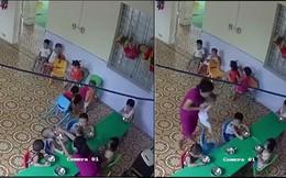 Giáo viên mầm non nhồi nhét thức ăn, đánh không thương tiếc bé trai hơn 2 tuổi ở Hà Nội