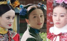 """Top 7 mỹ nhân thời Thanh trên truyền hình Hoa ngữ: """"Hoàng hậu"""" Tần Lam xếp thứ 2, vị trí số 1 khó ai qua mặt"""