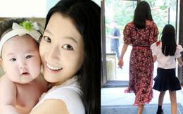 Liên tục bị chê từ khi ra đời, con gái của đại mỹ nhân Kim Hee Sun giờ lại được khen vì lớn nhanh khó tin