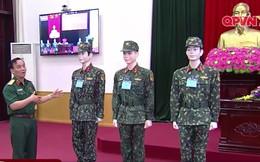 Lộ diện mẫu quân phục ngụy trang mới của QĐND Việt Nam: Có gì đặc biệt?