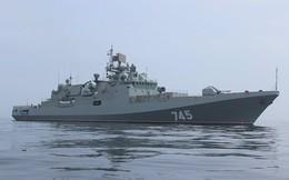 Chiến hạm Nga nhận lệnh đến Syria ngăn liên minh của Mỹ không kích nước này