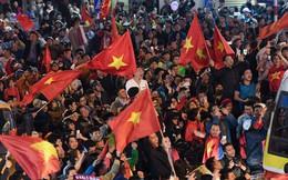 100% CSGT ở Sài Gòn ra đường giữ trật tự trong trận U23 Việt Nam - U23 Syria