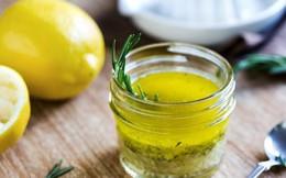 """Dầu oliu + nước cốt chanh: 9 công dụng """"kỳ diệu"""" trong phòng bệnh và làm đẹp"""
