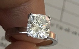 Cụ bà 72 tuổi mất nhẫn kim cương hơn 2 tỷ đồng