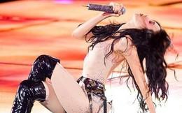 Tình cũ Châu Tinh Trì: U50 trẻ đẹp như thiếu nữ, biểu diễn gợi cảm trên sân khấu